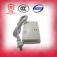 gas leak detector alarm/combustible natural gas/LPG/CO detector