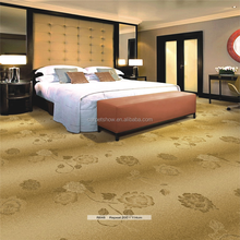 100%Nylon printed modern design wall to wall restaurant carpet, floor carpet