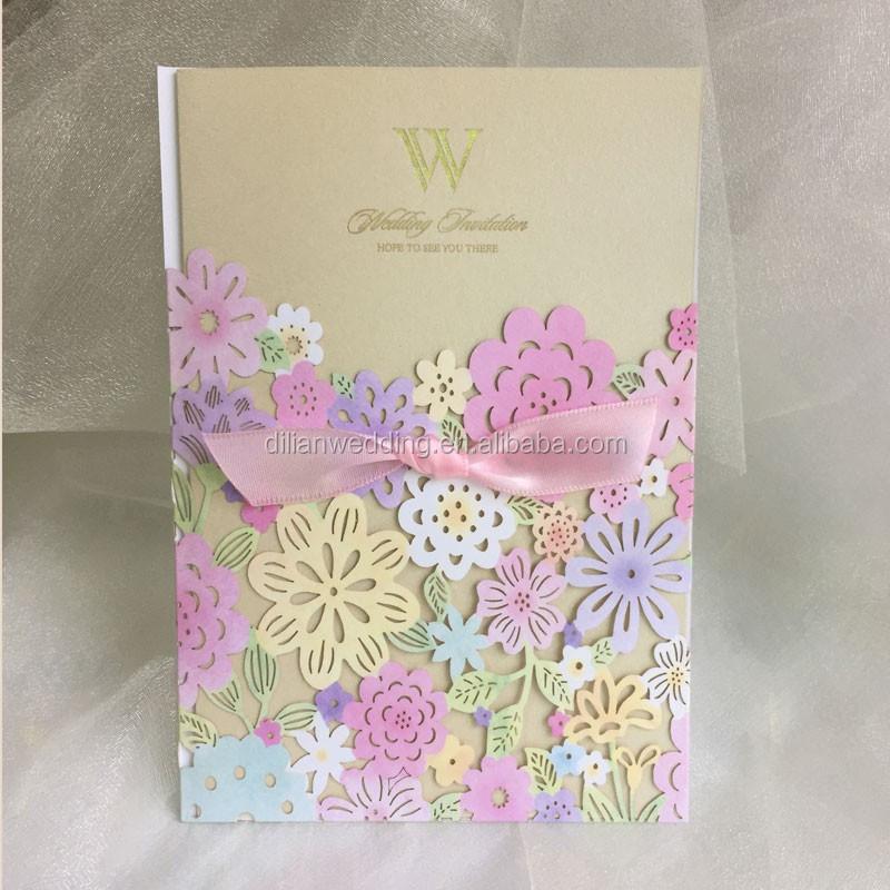 Elegant shell shape free wedding invitation samples buy wedding dlwi052wh 1g stopboris Images