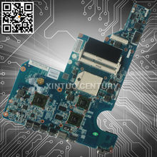 Heavy discount for HP G62 AMD 597673-001 non-integrated laptop motherboard with high quality and 45 days warranty