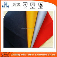 Ysetex FR Textile Cotton fr clothing fabric
