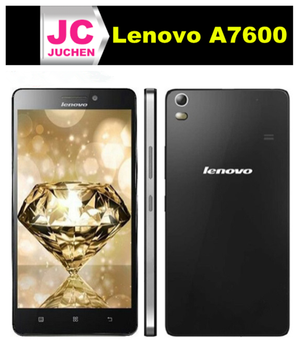 Original Lenovo A7600 S8 4G LTE Cell Phone MTK6752 64 Bit Android 5.0 5.5 Inch 1280X720 2GB RAM 8GB ROM 13.0MP