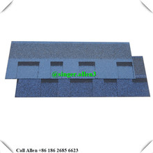 Roof Glazing Stone Granules Bitumen Roof Tiles Asphalt Shingle Sheets