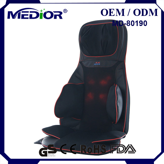 New Electric Car Seat Best Vibrating Massage Cushion