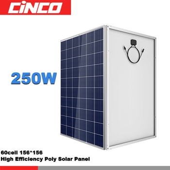 Cheap price,250W photovoltaic cell for 500w solar panel sale china