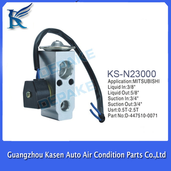 Oem auto ac expansion valve FOR MITSUBISHI