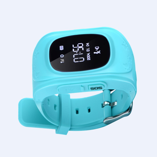 LED Watches -W5 - Kids GPS Watch - Watch - mobile phone - superior style, fashion - bracelet