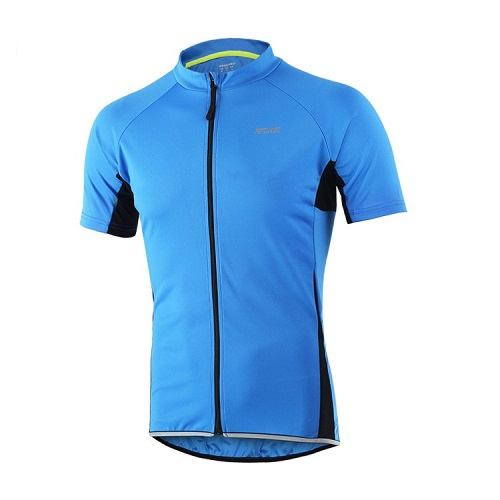 Summer Sports Reflective Bike Bicycle Short Sleeves shirt MTB Clothing specialized cycling jersey