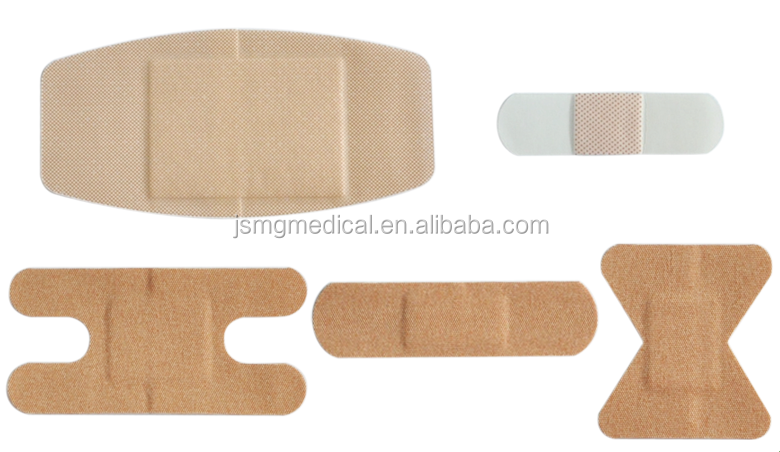 Wound Plaster Custom Finger Bandage for Thumb