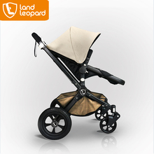 2017 Foldable pushchair 3in1 cool apparence fashion strollers baby buggy cheap baby pram with rain cover big bag as accessories