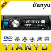 HD car audio large FM tuner 1 din univeral car dvd TY-6920