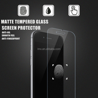 Matte tempered glass screen protector / Anti-glare tempered glass screen protector for iPhone 6/6s plus