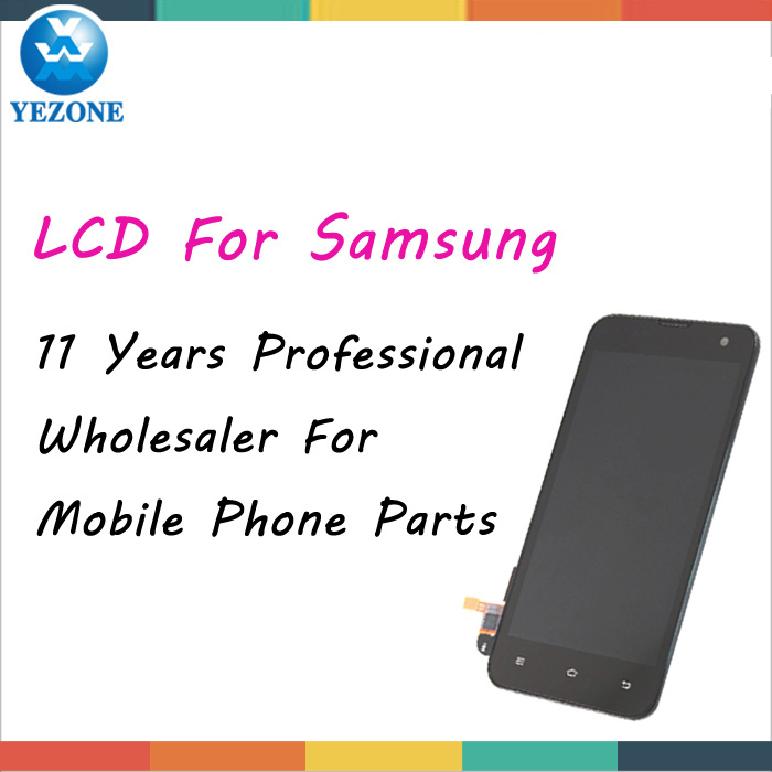 For Samsung GT-i8700 Omnia 7 LCD With Touch Screen Digitizer, Spare Parts LCD Display For Samsung i8700 LCD Screen Assembly
