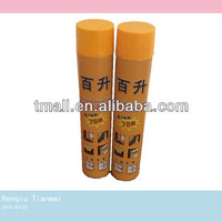 750ml Liquid Chemicals PU Foam Sealant Spray Foam Insulation Polyurethane Foam China Manufacturer