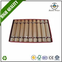 Fast delivery custom bonbons party christmas cracker smoke crackers fireworks small toys for adults partys