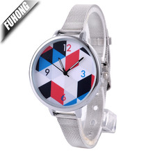 New arrival wholesale colorful ladies wrist watch women fashion hand watch
