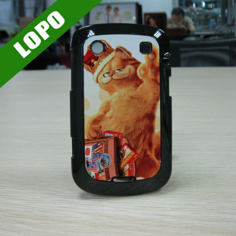 Sublimation Cell Phone Cases For Blackberry 9900