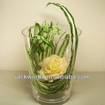 Flower vase for wedding centerpiece