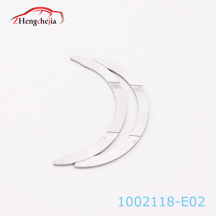 Auto Part Crankshaft Thrust Bearing For Great Wall Haval 1002118-E02