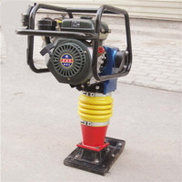 Hot sale recoil start vibrating and tamping rammer for sale skype: luhengMISS