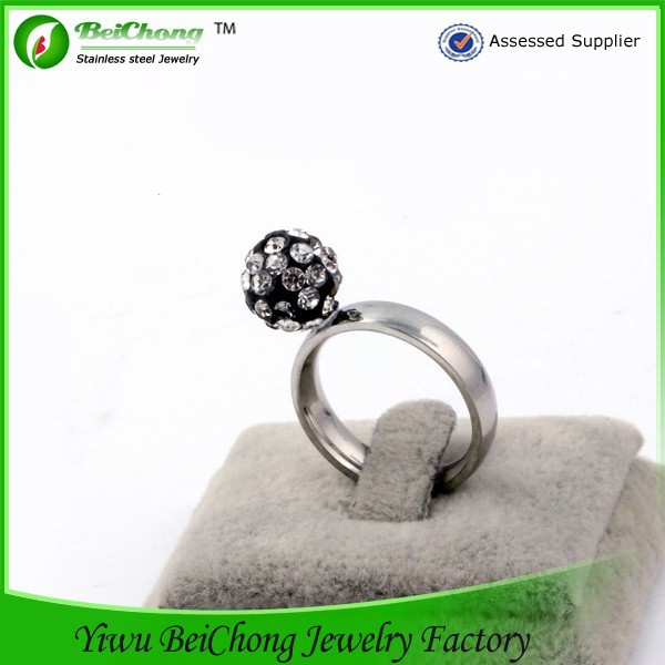 Titanium Ring and Silver Rings king and queen engagement and wedding ring RA-0040