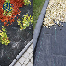 woven geotextile pp weed mat