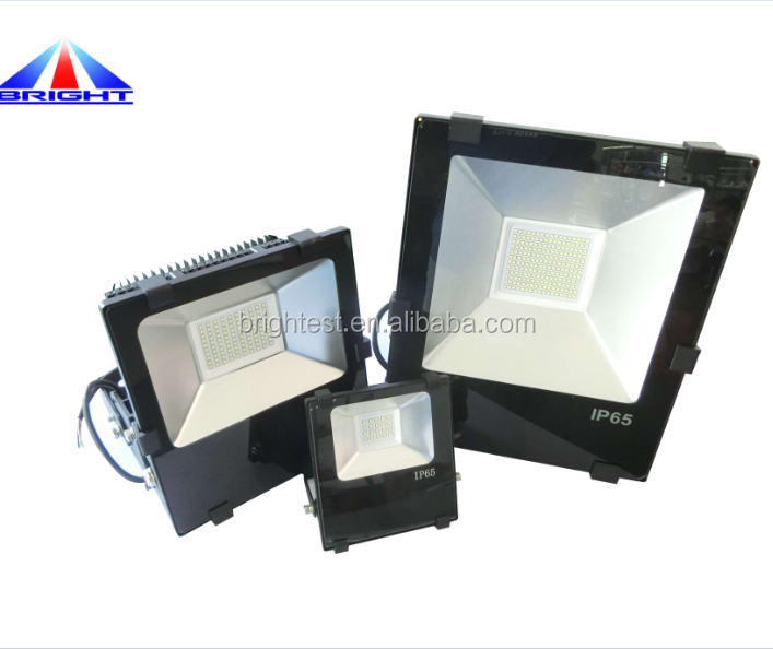 High Lumen, High Brightness CRI >80 led flood light with very reliable quality and very competitive factory price