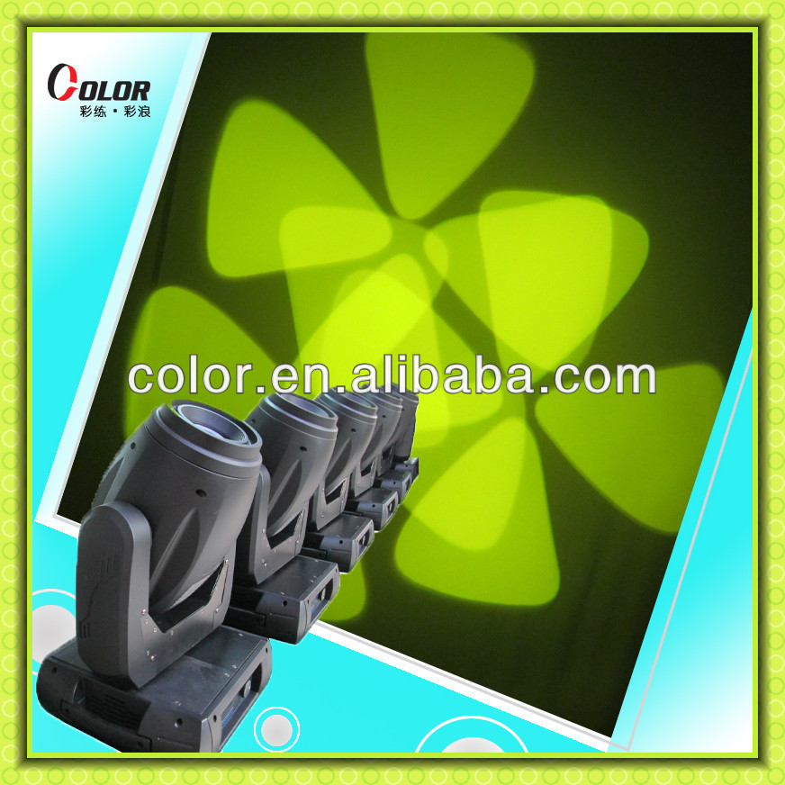 led adjustable spot 150w led mobile head stage equipment