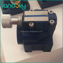 LandSky adjust liquid pressure flow DBW10B2-5X/315-6EG24N9K4 electric 3 way air solenoid control valve hydraulic relief