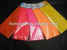 Hot salable colourful crepe paper
