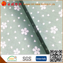 China manufacturer printed cheap brushed polyester fabric