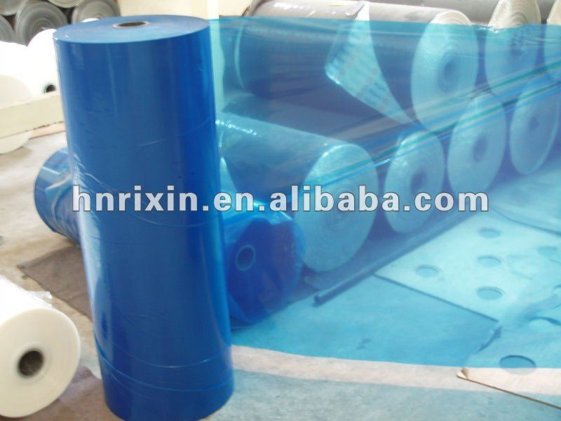 Plastic Glue Adhesion PE Film /Blue Color