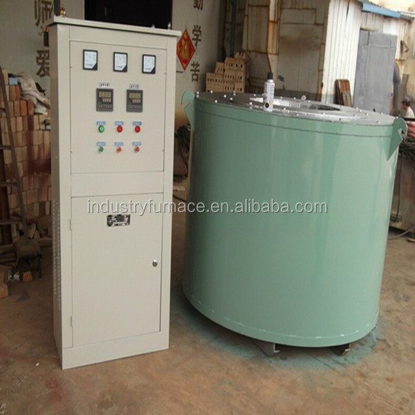 The most popular melting furnace in China furnace melting metal