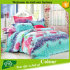 Luxury Bright Color Bed Sheet Sets Wholesale From China
