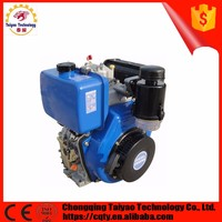 5hp air cooled 4 stroke electric motor used diesel engine for sale