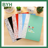 Wholesale Print B5 Paper Exercise Note Books