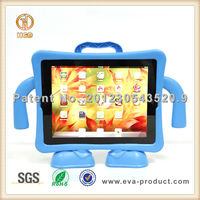 anti shock protective for Kids ipad 2 3 4 EVA cases Hands and Feet shape