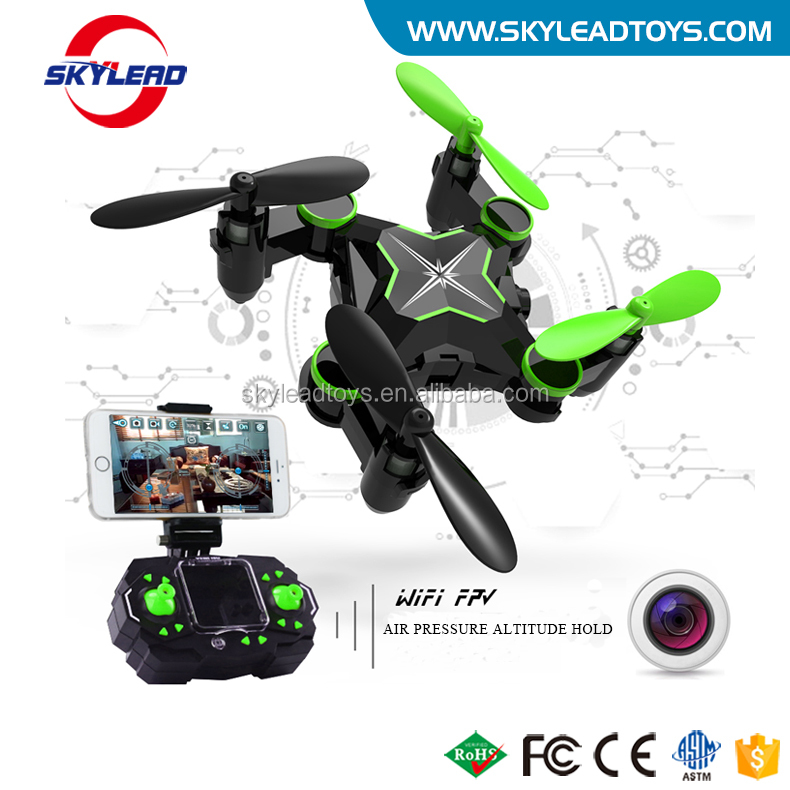 new arrival wifi fpv altitude hold foldable new drone with camera and long time flying range in radio control toys