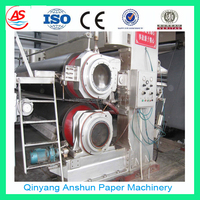 Industrial production line equipment for duplex paper machinery