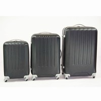 SC-A01K ABS Hard Trolley Suitcase Travel Baggage