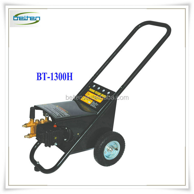 Competitive Price 1.6KW 1-9MPa Motorcycle Washing Machine High Pressure Washing Machine Water Jet Car Washing Machine