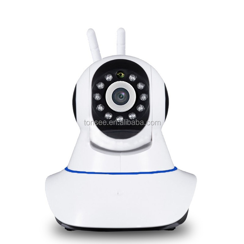 720p P2P baby moniter wireless hidden camera wifi