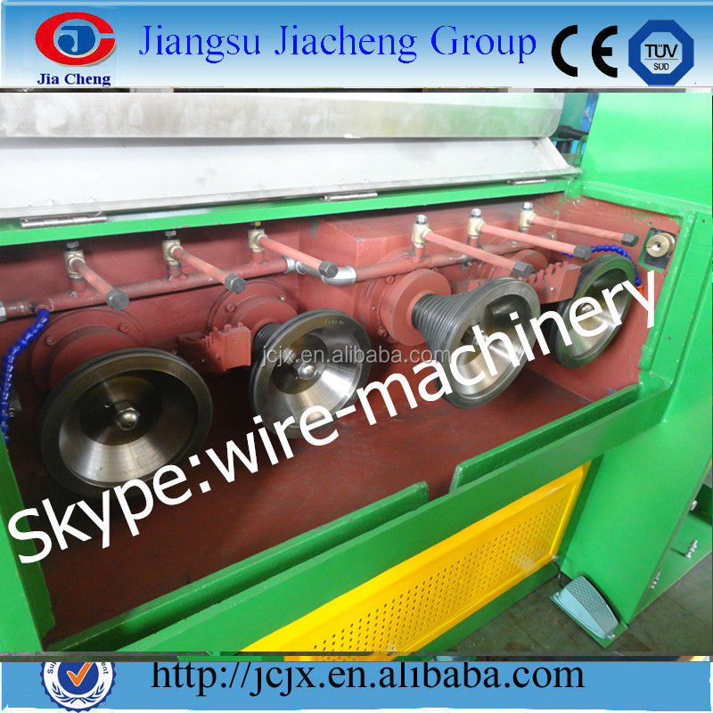 0.3-0.65 mm copper wire drawing plant