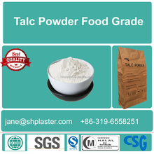 Sale food grade talc powder food grade hs 25262020 ,with best price and service