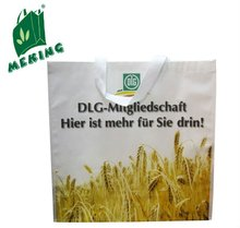 recycle use matt laminated non woven bag
