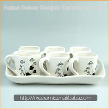 Factory Direct Sales Top Quality New Arrival China Supplier porcelain one cup teapot