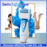 JINDING JD-505R Rechargeable Electric Callus Remover Professional Electronic Pedicure Foot File Callus Remover