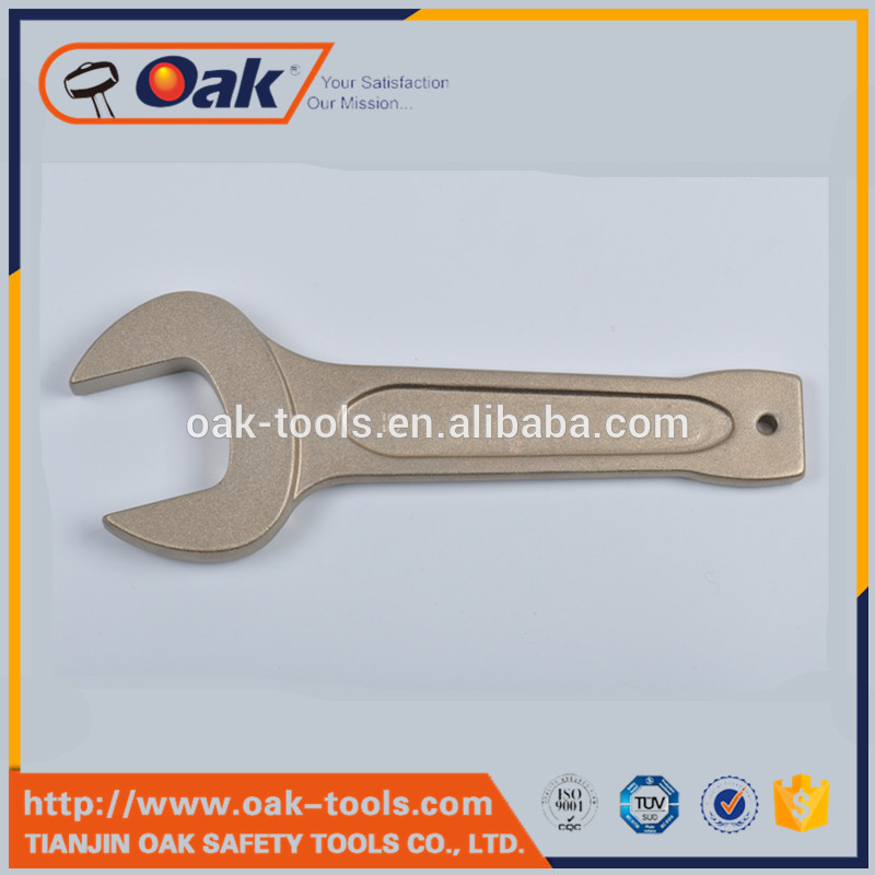 low price non-sparking aluminium bronze nylon strap wrench
