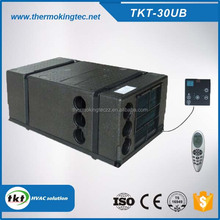 RV air conditioner with hermetic compressor airconditoner