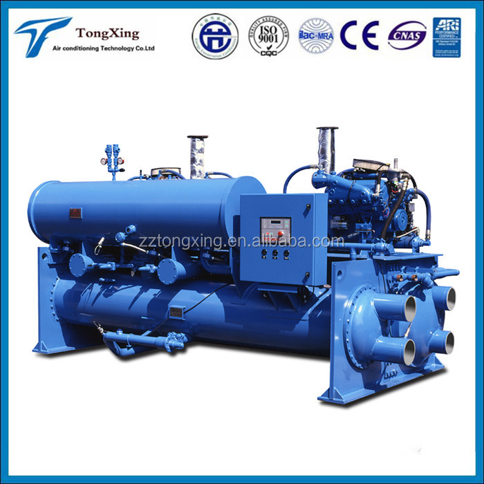 Screw Type Water Cooled Chiller air condition